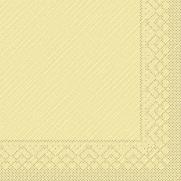 Tissue-Deluxe 40x40 cm; 600 Stück im Karton; Farbe: creme