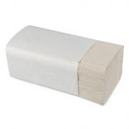 Papierhandtuch aus Recyclingpapier, 1-lagig ZZ/V-Falz