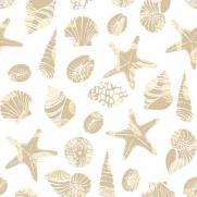 Softpoint-Serviette BEACH SAND 40 x 40 cm