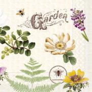Tissue-Serviette BEE KEEPING 33 x 33 cm