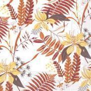 Tissue-Serviette HENNES WEISS 33 x 33 cm