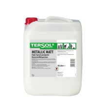 TERSOL Metallic matt, High-Speed geeignete Kunststoffdispersion, 10 Liter