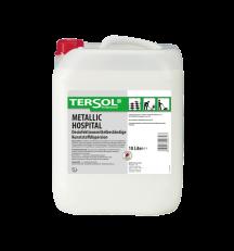 TERSOL Metallic hospital, Desinfektionsmittelbest. Kunststoffdispersion, 10 Liter