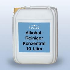 Alkoholreiniger-Hochkonzentrat schnell trocknend, 10 Liter * *