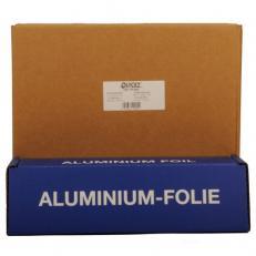 Alufolie 30 cm, 115 m in praktischer Cutterbox, 6 Rollen im Karton