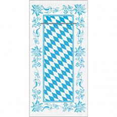Pocket-Napkin;Tissue-Deluxe 40 x 40 cm; 600 Stück im Karton; Typ: BAYERN