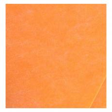 Vlies-Bodentuch orange 50 x70; 10 Stk. im Pack