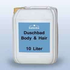 Duschbad Body & Hair, 10 Liter * *