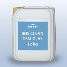 Gläserspülmittel  BHS Clean GSM Glas FORTE; 12 kg