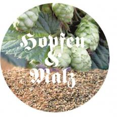 Paper-Caps 86 mm; Typ: HOPFEN & MALZ
