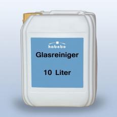 Glasreiniger Kristall-Klar; 10 Liter * *
