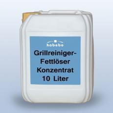 Grillreiniger+ Fettlöser+ Konvektomatenreiniger Konzentrat 10 Liter * *