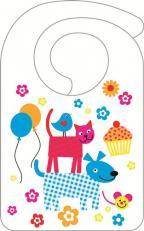 Lätzchen HAPPY KIDS aus Airlaid+Folie; 20 x 32 cm; 100 Stück im Pack