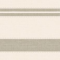 Linclass-Serviette BROOKLYN BEIGE-BEIGE-GREY 40 x 40 cm