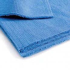 Mikrofaser Profi-Pflegetuch, ca. 40 x 40 cm blau