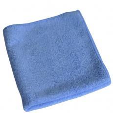 Microfasertuch 40 x 40 cm, blau extra, 20 Stk./Pack