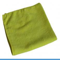 Microfasertuch 40 x 40 cm, gelb, 20 Stk./Pack