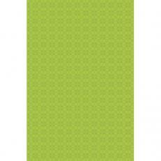Tischdeckenrolle DAMAST HELLGRÜN aus Papier, 120 cm x 25 lfm, 9 Rollen im Karton