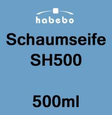 Schaumseife SH 500 ml, 12 Patronen im Karton * *