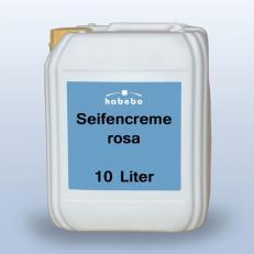 Seifencreme, rosa, handmild, 10 Liter * *