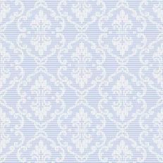 Spanlin-Serviette BJÖRN BLAU 40 x 40 cm
