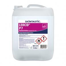Flüssiges Händedesinfektionsmittel SKINTASTIC® LEOCID® P7 , 5 Liter