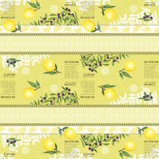 Tischdecken aus Airlaid+Folie 80 x 80 cm; Typ: JONA; 50 Stück im Karton