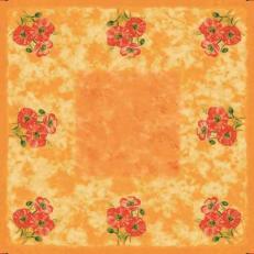 Tischdecken aus Linclass Pearl-Coating ROMY 80 x 80 cm