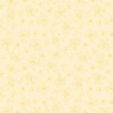 Spanlin-Bio-Tischdecke RITA CREME-GELB 100 x 100 cm