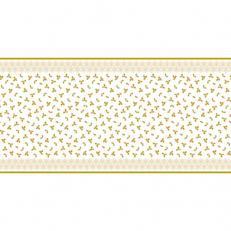 Linclass-Tischläufer ANJA 40 cm breit