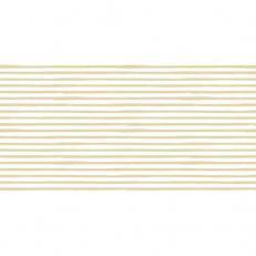 Linclass-Tischläufer BEA BEIGE 40 cm breit