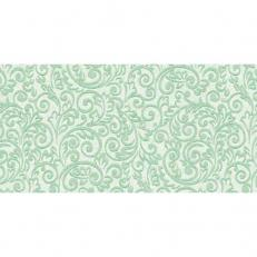 Linclass-Tischläufer BOSSE GRÜN 40 cm breit