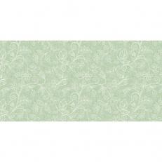 Linclass-Tischläufer DARLYN OLIV 40 cm breit
