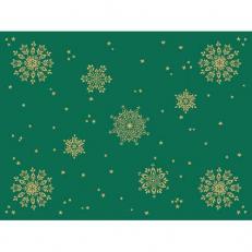 Tischset CRISTAL GRÜN aus Linclass 40 x 30 cm