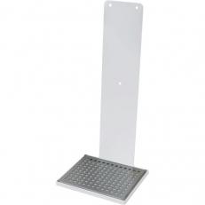 Tischständer WEISS mit Auffangschale für Cosmos-Sensor-Spender