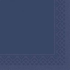 Tissue-Serviette 25x25 cm; 1000 Stück im Karton; Farbe: BLAU