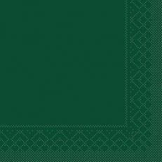Tissue-Serviette 25x25 cm; 1000 Stück im Karton; Farbe: GRUEN
