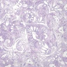 Tissue-Serviette FELICIA TAUPE 33x33 cm; 800 Stück im Karton