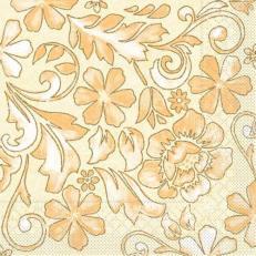 Tissue Serviette GEORG CURRY 40 x 40 cm; 1200 Stück im Karton