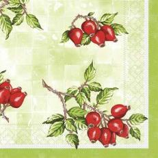 Tissue Serviette HANNE 40 x 40 cm; 1200 Stück im Karton