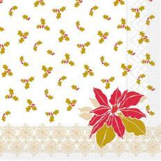 Tissue-Serviette ANJA 33 x 33 cm
