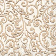Tissue-Serviette BOSSE BRAUN 40 x 40 cm