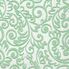 Tissue-Serviette BOSSE GRÜN 40 x 40 cm