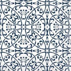 Tissue-Serviette CLAUDIO DUNKELBLAU 40 x 40 cm