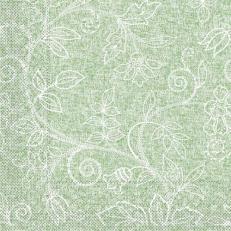 Tissue-Serviette DARLYN OLIV 25x25 cm