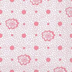 Tissue-Serviette DION ROSA 33 x 33 cm