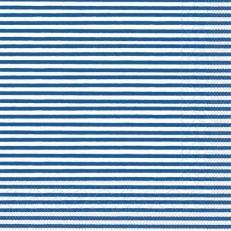 Tissue-Serviette HEIKO BLAU 25 x 25 cm