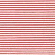 Tissue-Serviette HEIKO ROT 25 x 25 cm