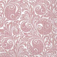 Tissue-Serviette JORDAN bordeaux 33x33 cm; 800 Stück im Karton