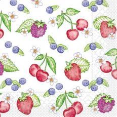 Tissue-Serviette RENATE 33 x 33 cm